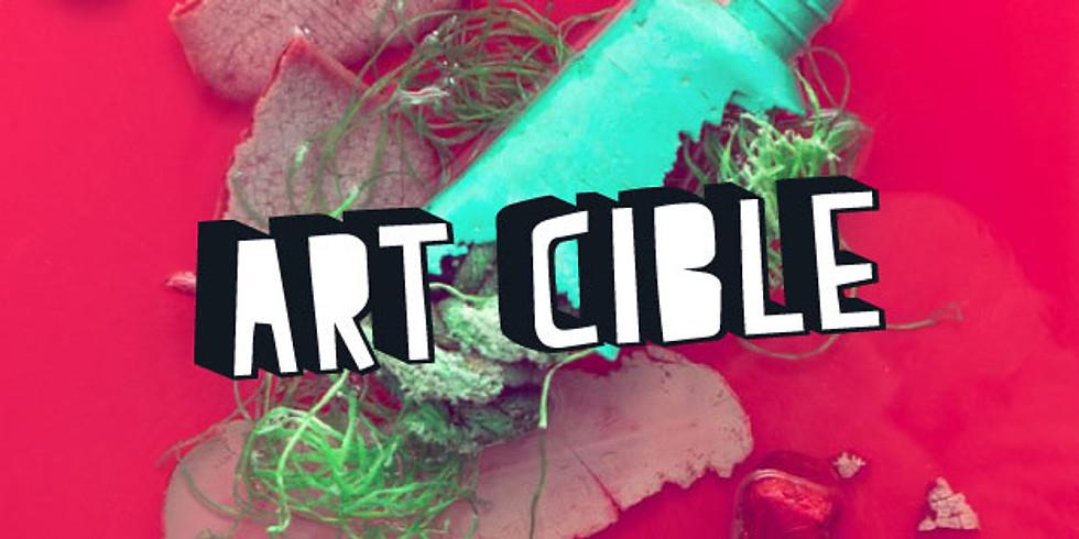 Art-Cible E-Book Launch / Lancement Ebook