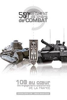 Le 501e régiment de chars de combat