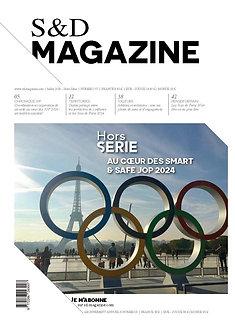 S&D Edition spéciale JOP2024 - Juillet 2020