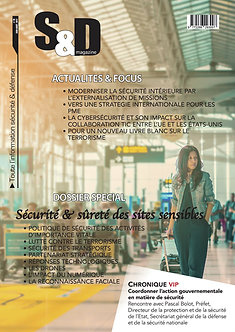 S&D Magazine - Juin 2017 - Sécurité & Sûreté des sites sensibles
