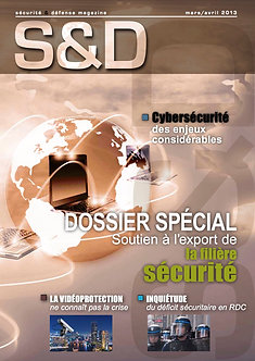 S&D Magazine mars 2013