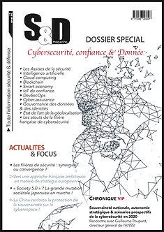 S&D Magazine - Septembre 2017 - Cybersécurité, confiance & donnée