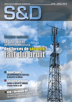 S&D Magazine juin 2013