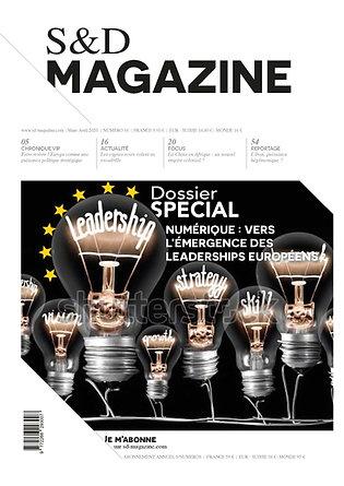 SD Magazine 2020 - 6 numéros par an
