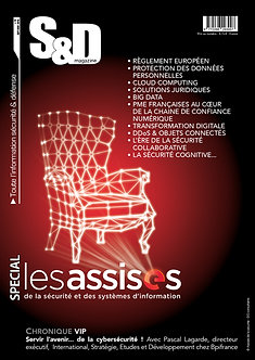 S&D Magazine Septembre 2016 - SPECIAL ASSISES DE LA SECURITE