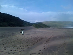 beach near Port St Johns