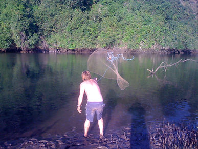 Bamba & Pi are ideal accommodation for all those who to want to fish in Port St Johns.