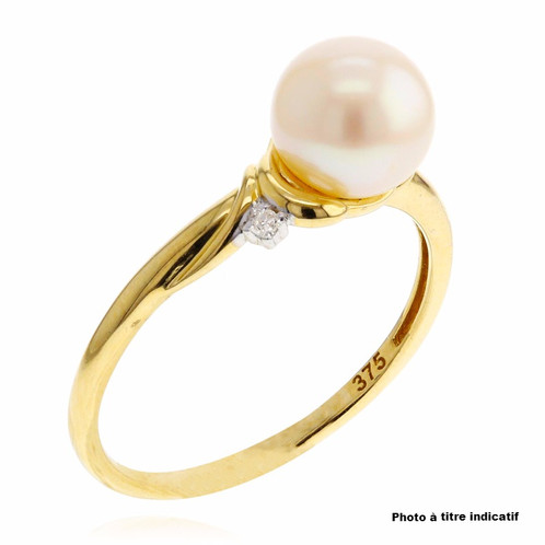 bague perle rambaud