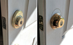 Doorknob replacement