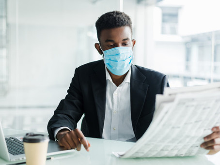 Covid-19: Que tipo de sorriso se esconde atrás das máscaras de proteção?