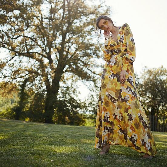 Eveline Long Dress