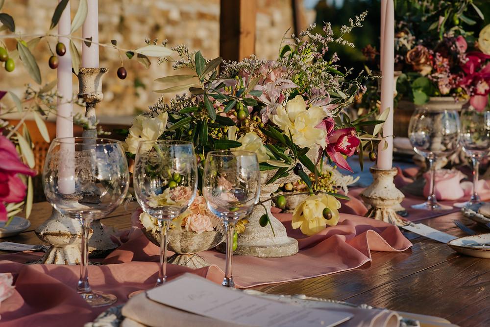 matrimonio in toscana ispirazione