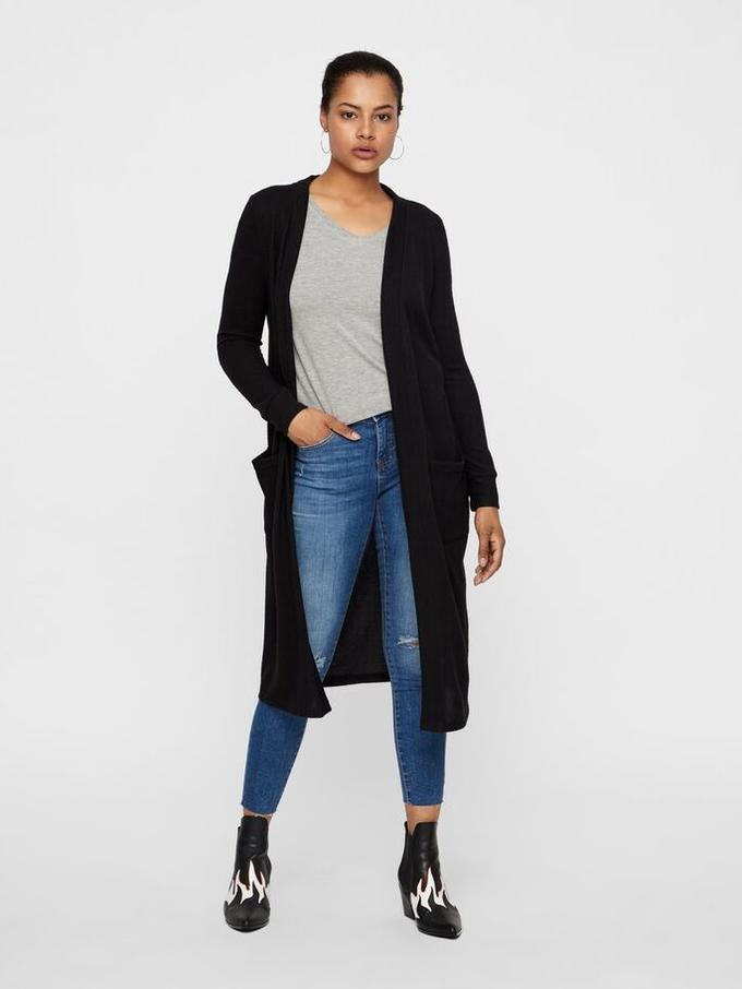 black cardigan vero moda