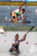 Canoe Sprint, Asian Canoe Confederation