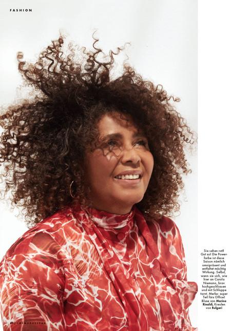 Cosmopolitan | Corina Friedrich Hair & Make-up
