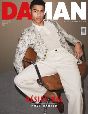Daman Magazine | Corina Friedrich Hair & Make-up