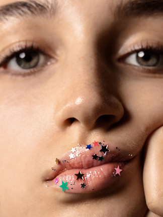 Glitter Beauty | Corina Friedrich Hair & Make-up