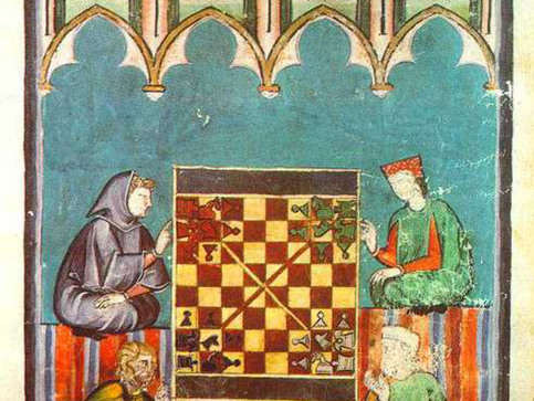 The game of Four Seasons: a precursor of Quaternity chess?