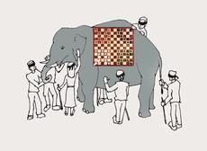 Quaternity Chess & The Elephant in the Dark