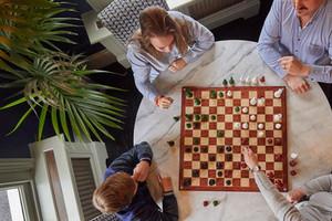 La reencarnación del juego de Ajedrez