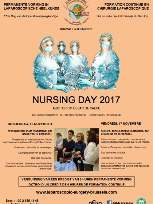 Nursing Day (Student) with lunch