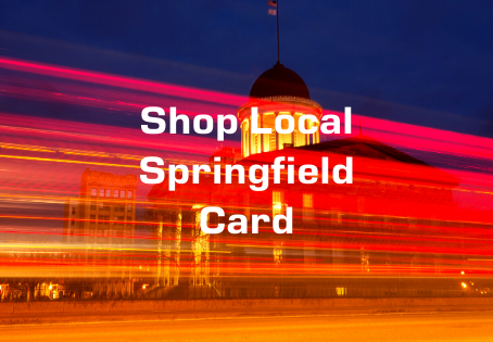 Local First Springfield is giving away $1,500 in gifts cards for member businesses