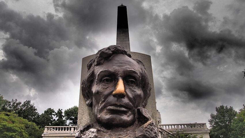 Abraham Lincoln Tomb Springfield Illinois