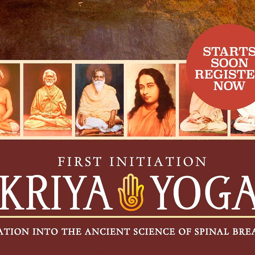 Weekly Kriya Initiation on Wednesdays
