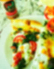 Fresh N Flavorful Pizza n Hotchi Sauce.j