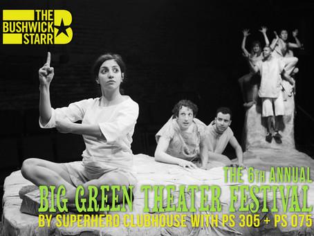 Big Green Theatre 2016