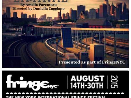 Liminal, A NY International Fringe Festival Play