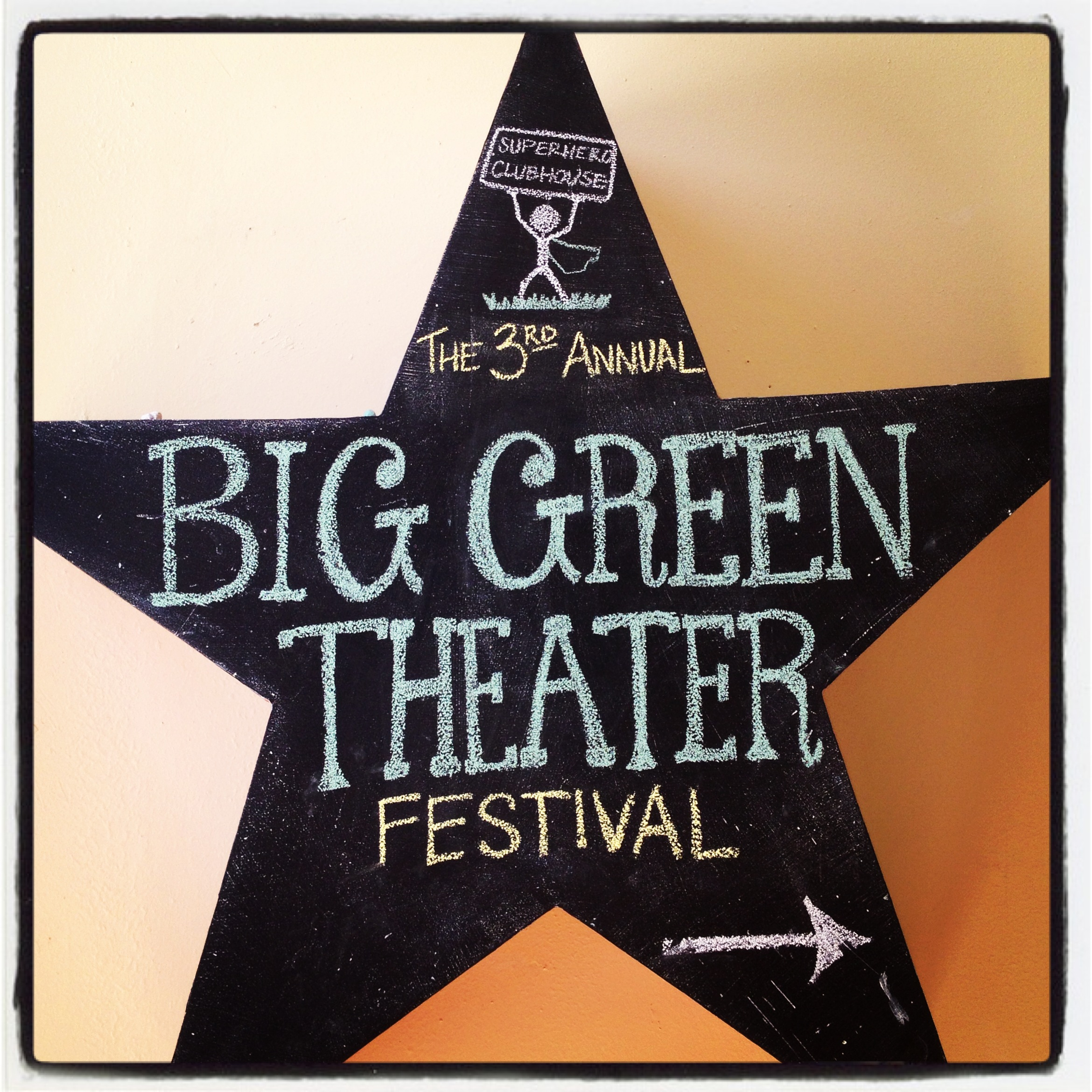 Big Green Theatre
