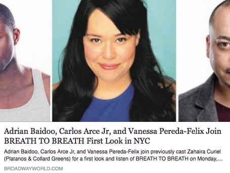 BREATH TO BREATH: A New Musical Reading