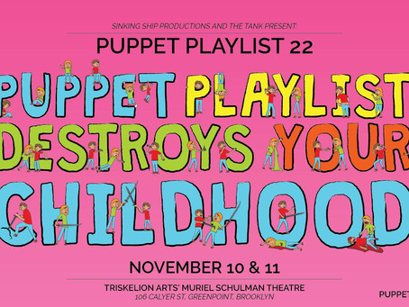 Puppet Playlist