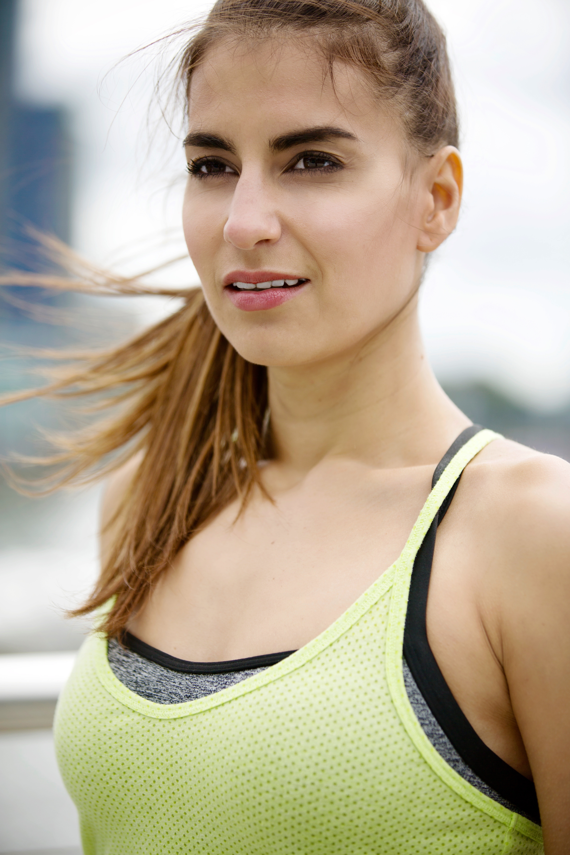 KW fitness headshot
