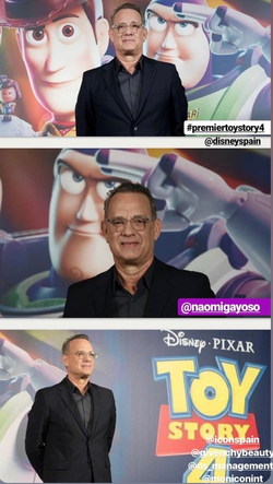Toy Story Premier