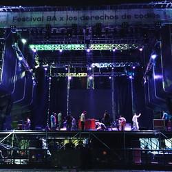 Festival BA por los derechos de tod@