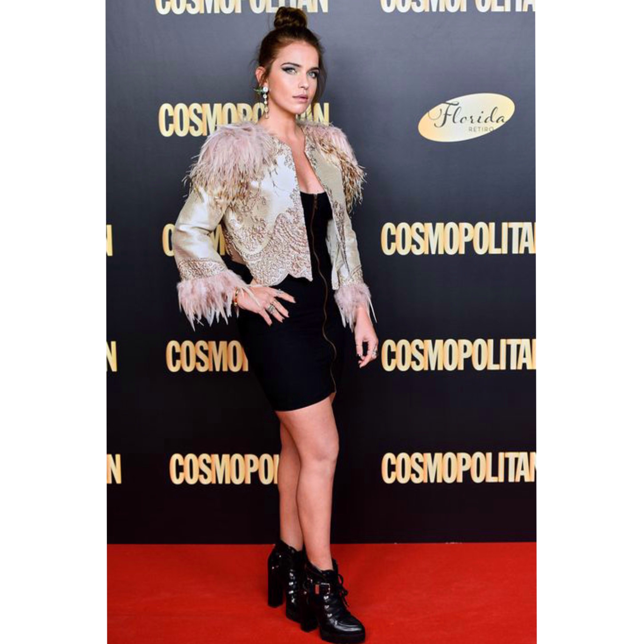 Cosmo Awards -Maria Lima