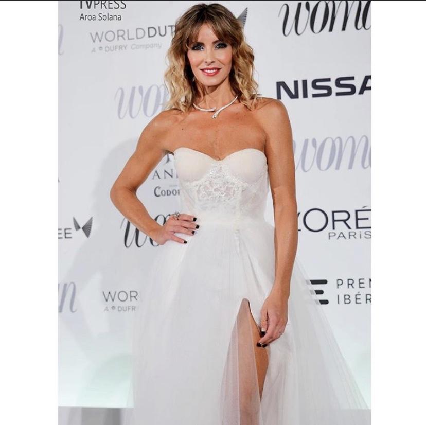 Premios Woman - Bea Jarrín