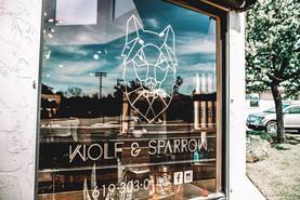 Wolf and Sparrow Salon La Mesa, Ca