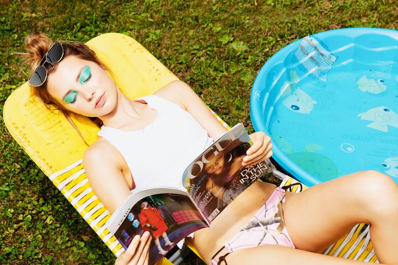 Photographer: Ryan Nolan; Model: Julieanna Seckler