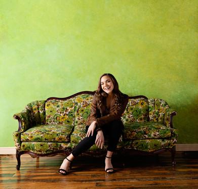 Photographer: Jeremy Ryan Artist: Paige Johnson Styling: Carly Porter