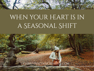 When Your Heart is in a Seasonal Shift