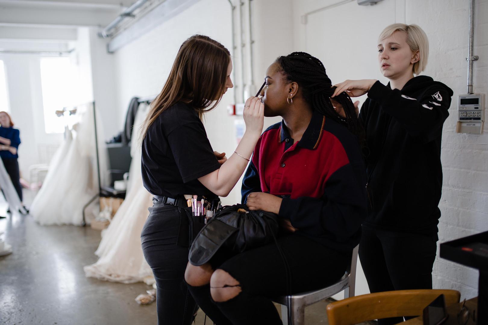 Laura Dack: Makeup at Laura Dack MUA // Charis Smith: Hair at Charis Smith Hair