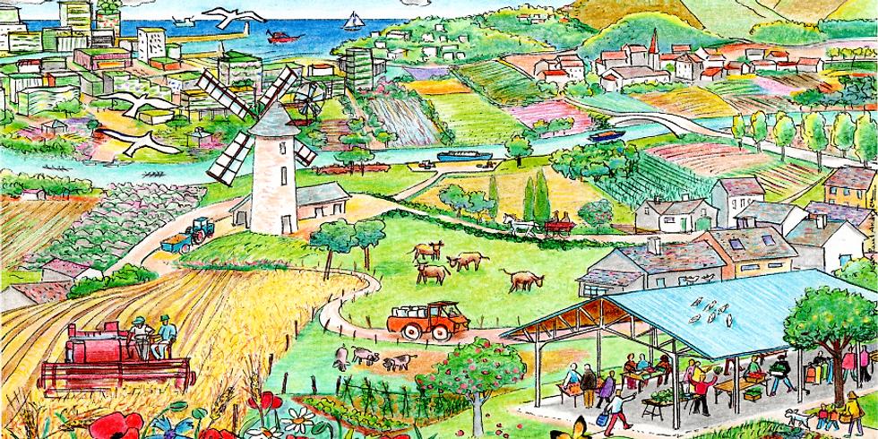 Colloque « Reterritorialisation de l'alimentation : quelles contributions à la durabilité des systèmes alimentaires ? »