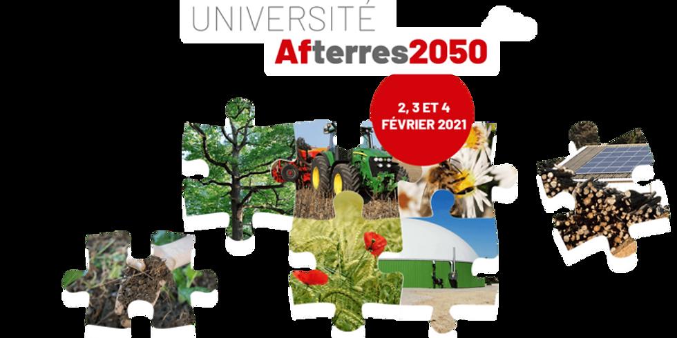 Université Afterres 2050