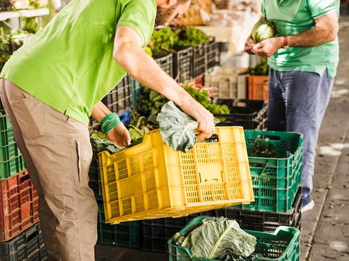 Bulletin de Partage 1 - Les chaînes d'approvisionnement alimentaire en tension