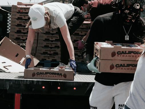 Éclairage Covid-19 | 1ers résultats d'enquêtes sur les solidarités alimentairesavec les populations