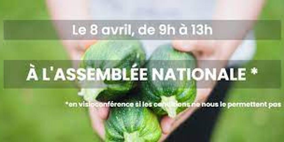 Journée parlementaire sur la résilience alimentaire   CNRA