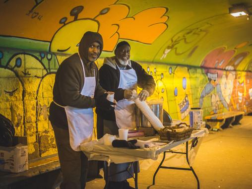 Éclairage Covid-19 | De l'aide alimentaire à l'aide humanitaire, récit d'un dérapage social